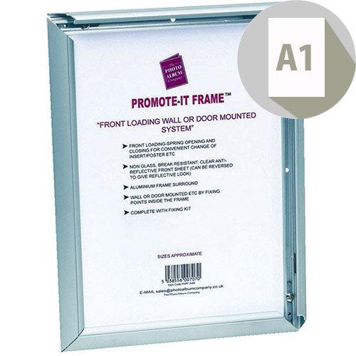 Photo Album Company Promote It Aluminium Frame A1 PAPFA1B