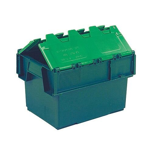 Plastic Container/Lid Green 20 Litre 306578