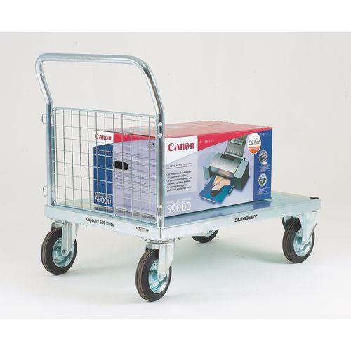 Platform Truck Premium 1 Push Handle 308459 600kg