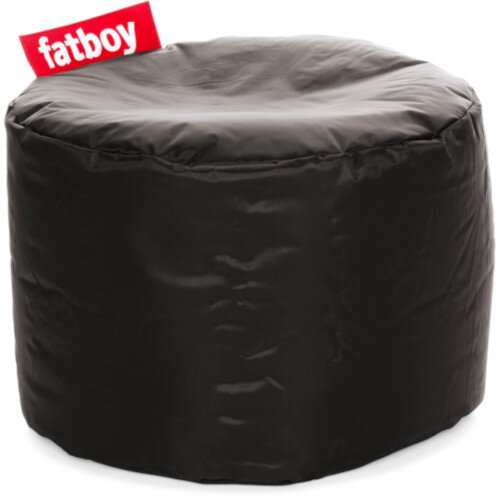 The Point Bean Bag 35x50cm Black Suitable for Indoor Use - Fatboy The Original Bean Bag Range