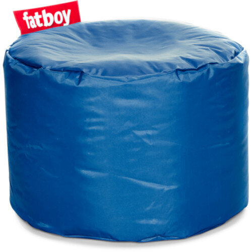 The Point Bean Bag 35x50cm Petrol Suitable for Indoor Use - Fatboy The Original Bean Bag Range