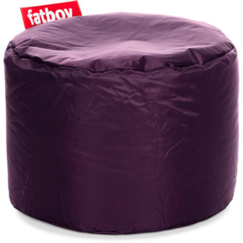 The Point Bean Bag 35x50cm Dark Purple Suitable for Indoor Use - Fatboy The Original Bean Bag Range