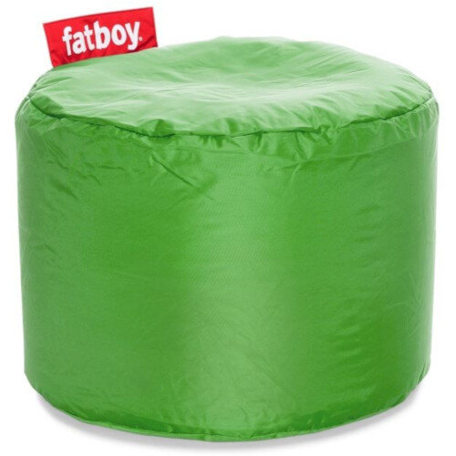 The Point Bean Bag 35x50cm Grass Green Suitable for Indoor Use - Fatboy The Original Bean Bag Range