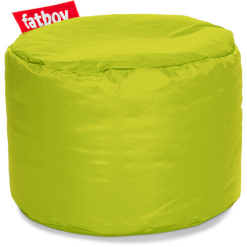 The Point Bean Bag 35x50cm Lime Suitable for Indoor Use - Fatboy The Original Bean Bag Range