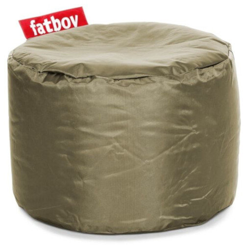 The Point Bean Bag 35x50cm Olive Suitable for Indoor Use - Fatboy The Original Bean Bag Range