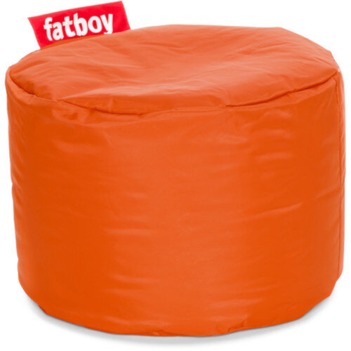 The Point Bean Bag 35x50cm Orange Suitable for Indoor Use - Fatboy The Original Bean Bag Range