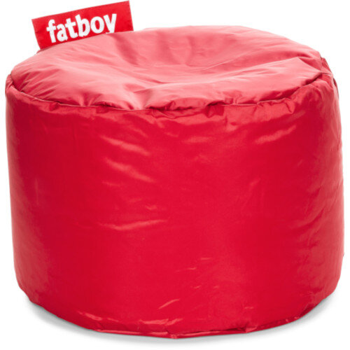 The Point Bean Bag 35x50cm Red Suitable for Indoor Use - Fatboy The Original Bean Bag Range