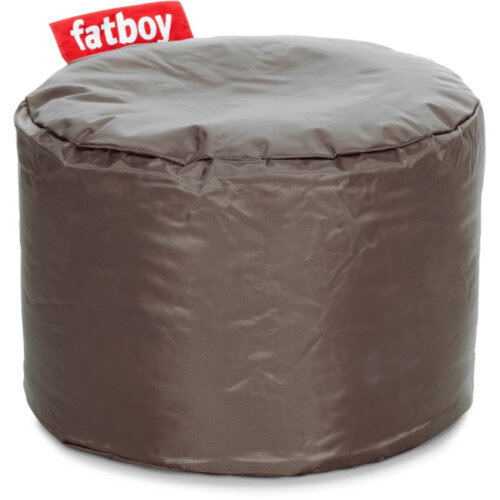The Point Bean Bag 35x50cm Taupe Suitable for Indoor Use - Fatboy The Original Bean Bag Range