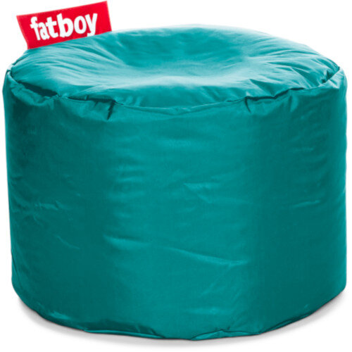 The Point Bean Bag 35x50cm Turquoise Suitable for Indoor Use - Fatboy The Original Bean Bag Range