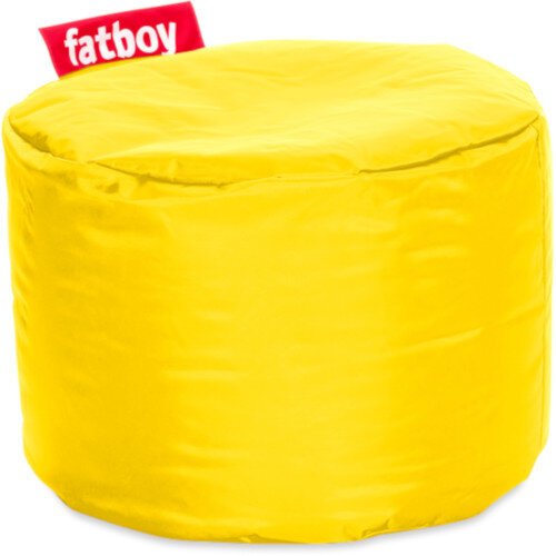 The Point Bean Bag 35x50cm Yellow Suitable for Indoor Use - Fatboy The Original Bean Bag Range