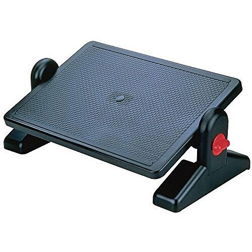 Q-Connect Foot Rest Black KF04525