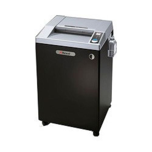 Rexel RLWS47 Strip-Cut Shredder Black 2103047