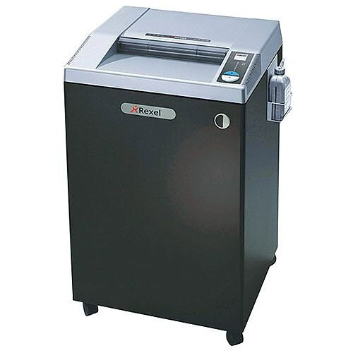 Rexel RLWX39 Cross Cut Shredder Black 2103039