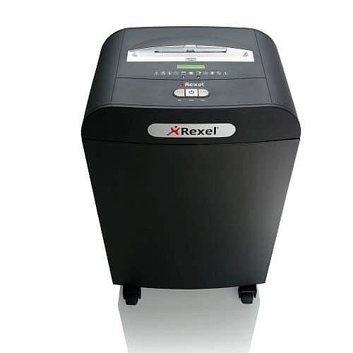 Rexel Mercury RDSM750 Shredder Super Micro Cut P-6 Security Level