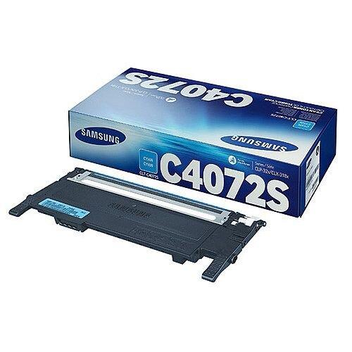 Samsung C4072 Cyan Toner Cartridge (Original) CLT-C4072S
