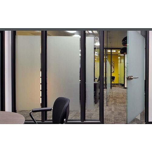 SAS SYSTEM 4000 Double Glazed Glass Office Partitioning System