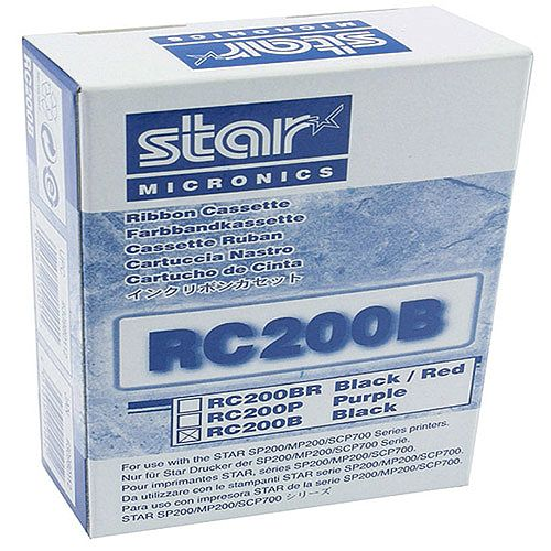 Star Fabric Ribbon RC200B/SP200 Black 30980112