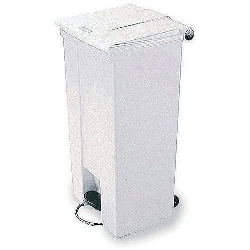 Step-On Container 68 Litre White 324296