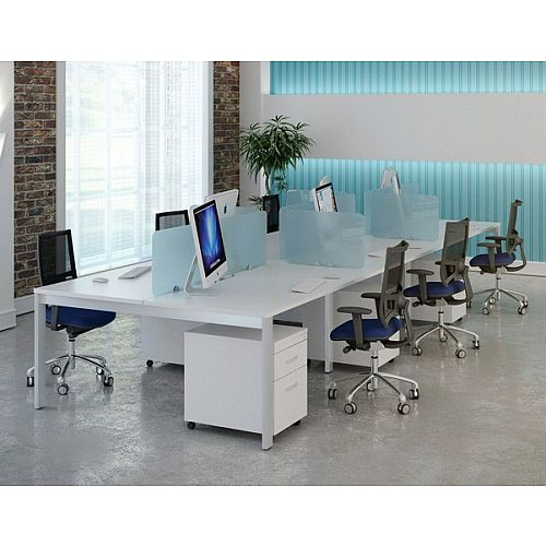 Switch Bench Desking System