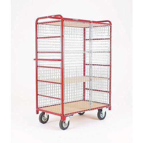 Premier Security Shelf Truck Capacity 250kg