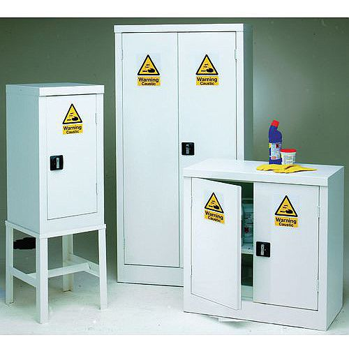 Acid And Alkali Storage Cabinet HxWxD 900x900x460mm