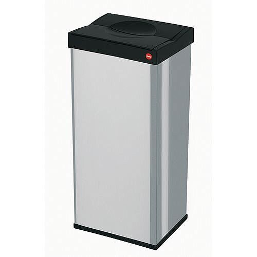 Simplehuman Swivel Top Waste Bin 40L Stainless Steel