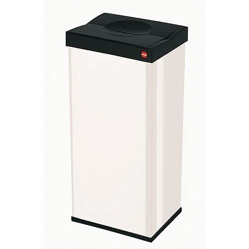 Simplehuman Swivel Top Waste Bin 40L White