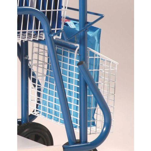 Mailroom Trolley Rear Pannier Basket