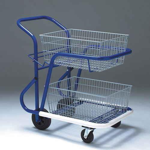 Long Wheelbase Extra Basket