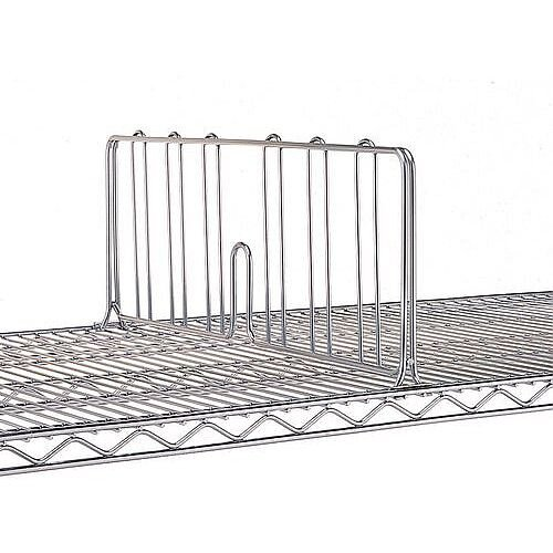 Super Erecta Shelf Divider 457mm Long