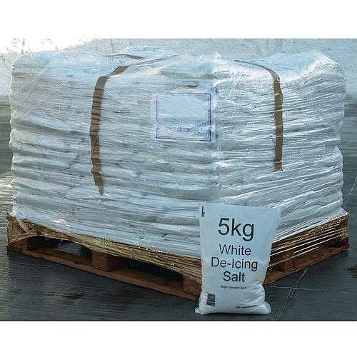 White De-Icing Salt 200x5Kg Bags