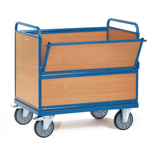 Box Truck Capacity 500Kg Platform L X W 1200 X 800Mm Without Lid