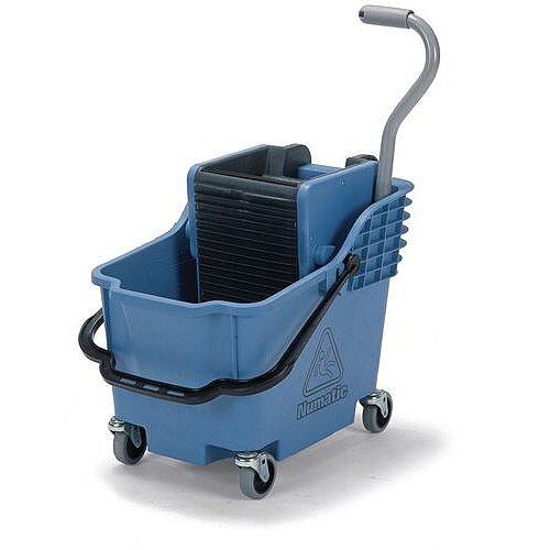 Mopping Kit Blue Bucket
