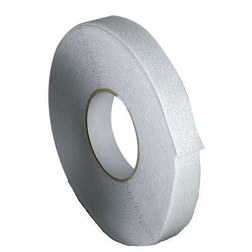 Slip Resistant Floor Tapes Slip Resistant Weatherproof Tape Clear 50mm x 18.3m Self-adhesive Roll