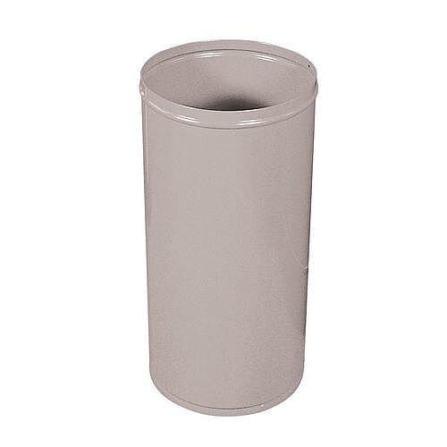 General Purpose Litter Bin Grey H x Dia 720 x 360mm