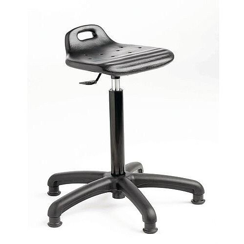 Posture STool With Floor Glides Seat Height 580-800mm