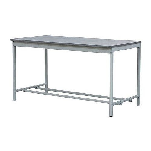 General Purpose Square Tube WorkBench Laminate 20mm Thick Worktop H840 x D600 x L900mm