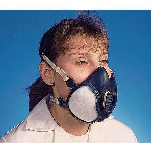 Maintenance Free Reusable Gas &Vapour Masks 3M 4255