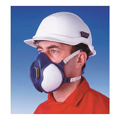 Maintenance Free Reusable Gas &Vapour Masks 3M 4279