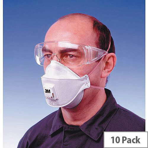 P3 Comfort Plus Disposable Mask Pack of 10