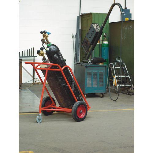 Welders Truck Cylinder Trolley 110kg