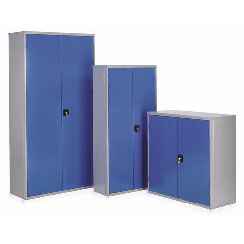 Small Parts Storage Cabinet HxWxDmm: 2000x1015x430