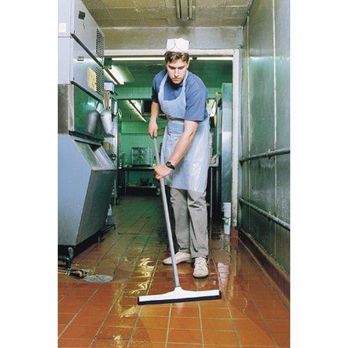 Aluminium Handle For Heavy Duty Floor Sanitary Combi Squeegee