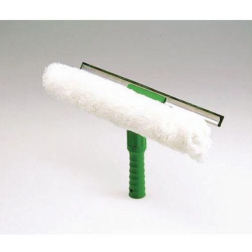 Window Squeegee/Scrubber Combo