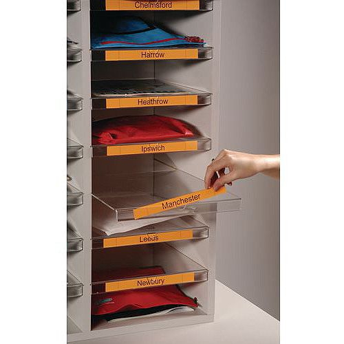 Clearview Sort Unit Extra Shelves Pack of 5