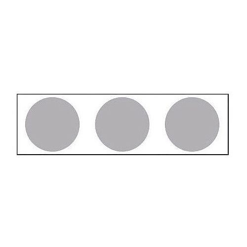 Sign Glass Highlighting 500x150 Vinyl Circles