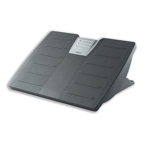 Fellowes Adjustable Foot Rest Anthracite