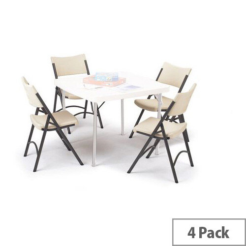 Polyfold Chair Set Set Of 4