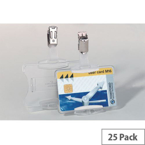 Security Pass Holder Pack of 25