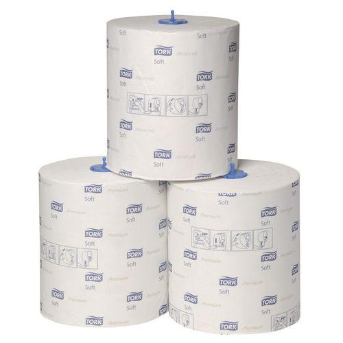 Tork Hand Towel Rolls 2 ply White 625 Towels per Roll